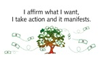 I affirm what I want...