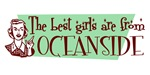 Best Girls are from Oceanside