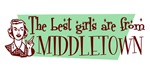Best Girls are from Middletown