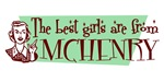 Best Girls are from Mchenry