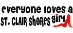 Everyone loves a ST. Clair Shores Girl