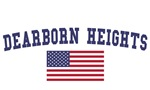 Dearborn Heights US Flag