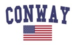 Conway US Flag