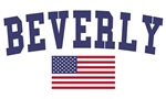 Beverly Hills US Flag