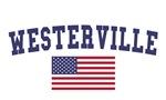 Westerville US Flag