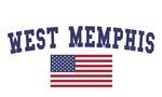 West Memphis US Flag