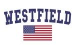 Westfield Ma US Flag