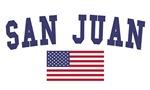 San Juan Capistrano US Flag