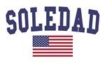Soledad US Flag