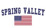 Spring Valley US Flag