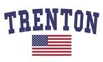 Trenton US Flag