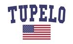 Tupelo US Flag