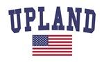 Upland US Flag
