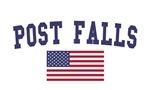 Post Falls US Flag