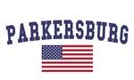 Parkersburg US Flag