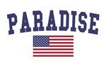 Paradise US Flag