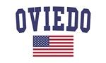 Oviedo US Flag