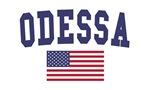 Odessa US Flag