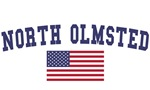 North Olmsted US Flag