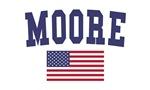 Moore US Flag