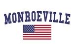 Monroeville US Flag