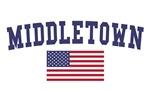 Middletown US Flag