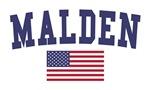 Malden US Flag