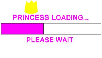 PRINCESS LOADING...