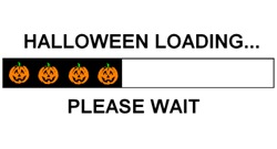 HALLOWEEN LOADING...PLEASE WAIT