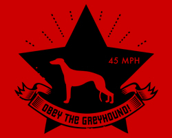 GREYHOUND Star Icon