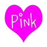 I Heart Pink