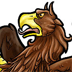 Heraldic Grriffin