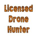 Licensed Drone Hunter