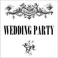WEDDING PARTY GIFTS & TEES