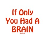 If Only You Had Brain