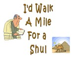 Walk to Shul