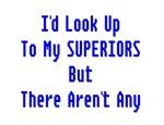 Superiority Attitude