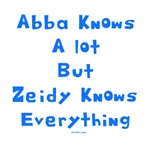 Zeidy Knows Everything