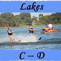 Lakes C -- D