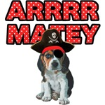 Pirate Beagle Puppy