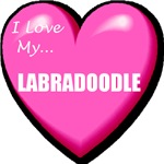 I Love My Labradoodle