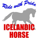 Ride With Pride Icelandic Horse