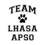 Team Lhasa Apso T-Shirts