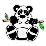 Panda Cartoon T-Shirts