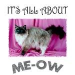 ME-OW Ragdoll Cat