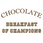 Breakfast Champions Chocolate