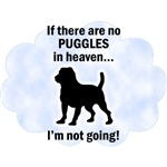 Puggles In Heaven T-Shirts