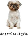 Lhasa Apso T-Shirt - Good Dog