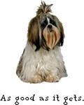 Shih Tzu T-Shirt - Good Dog