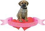 Puggle T-Shirt - Valentine
